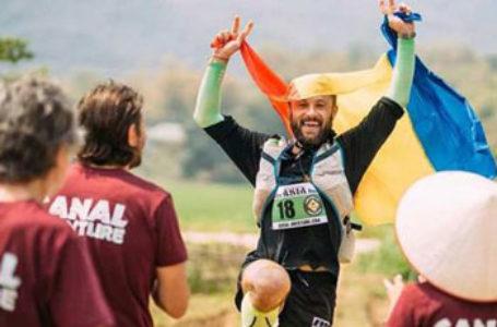 """Iulian Rotaru, a căştigat ultramaratonul  """"Ultra Asia Race"""" Vietnam"""