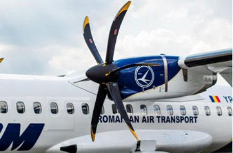 Noua navă a companiei TAROM a efectuat primul său zbor la… Chișinău