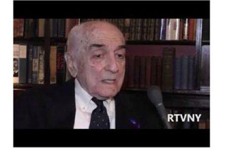 Încă o personalitate marcantă a exilului anticomunist românesc a plecat în Veșnicie. Jurnalistul și politologul, Justin Liuba a plecat dintre noi!