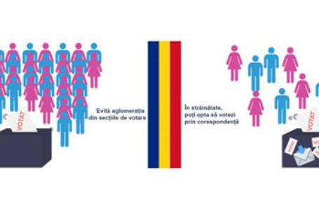 Cetățenii români cu drept de vot din străinătate se pot înregistra pentru alegerile parlamentare