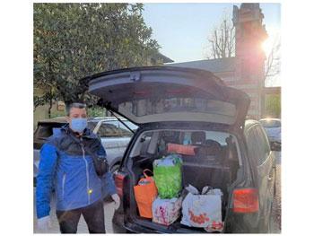 Parohia românească din Collegno ajută pe cei aflați la nevoie