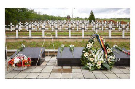 Ziua Eroilor, la Cimitirul ostașilor români de la Țiganca