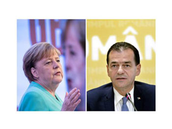 Situația muncitorilor români din Germania, subiect de discuție Merkel-Orban