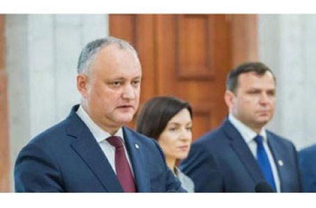 Publicația Kommersant ziar afiliat Kremlinului se arată îngrijorat de eventuala prăbușire a lui Igor Dodon