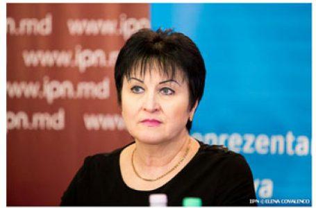 Ana Guțu: Ajutoarele din România nu vor mai fi gestionate de autorităţile de la Chişinău