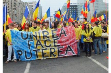 73,7% dintre români susțin Unirea cu Republica Moldova