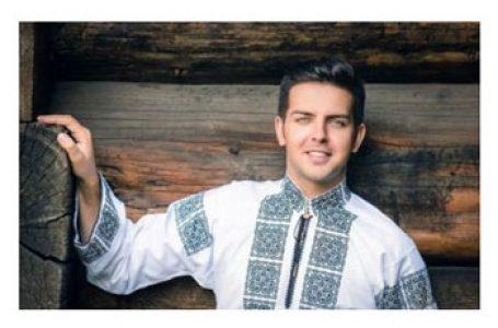Un interpret român din Ucraina în finala celor 50 de interpreți la concursul World Folk Vision