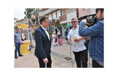 Singurul partid care apărără identitatea românească în Timoc, Partia Neamului Rumânesc, a continuat susținut  campania electorală pentru alegerile din 21 iunie, din Serbia