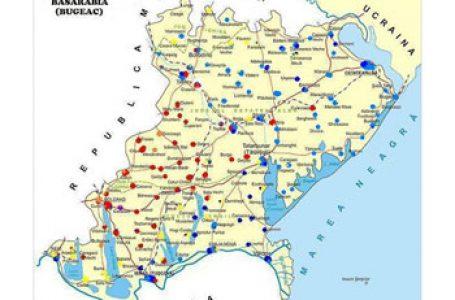Dreptate pentru limba română într-o localitate din  sudul Basarabiei, Ucraina