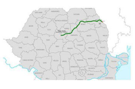 Lucrările la Autostrada A8 vor demara cu Podul de la Ungheni care va face o nouă legătură între Țara mamă de Basarabia