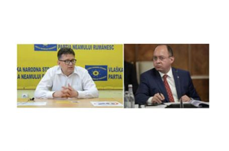 Partia Neamului Rumânesc din Serbia către Bogdan Aurescu: Ajutați-ne să ne redobândim identitatea și să ne reclădim speranța, domnule Ministru!