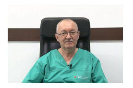Dr. Ioan Cordoș: Coronavirusul este ucigaș pentru cei pe care i-ar ucide orice virus