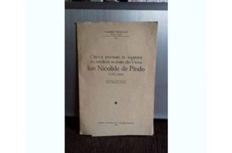 Cătălin Pena: Fabulosul succes medical obținut la Viena pe la 1800 de aromânul Ioan Nicolide