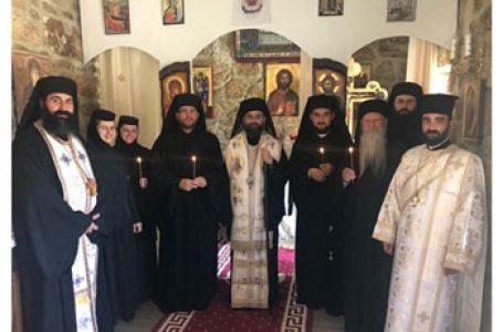 Se măreşte obştea primei mănăstiri româneşti din Portugalia