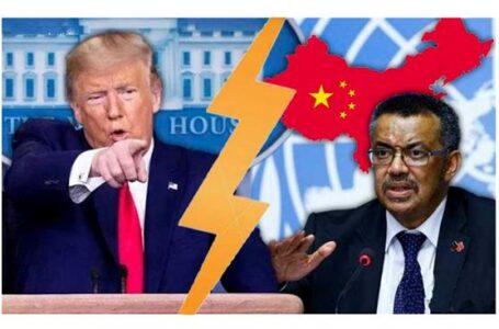 """Trump cere ONU să tragă la răspundere China pentru coronavirus: """"OMS este controlată de chinezi"""". Când vor fi cercetate penal trompetele OMS, adică ale Chinei, în România? Trump anunță un ordin executiv pentru protejarea copiilor care supraviețuiesc avortului"""