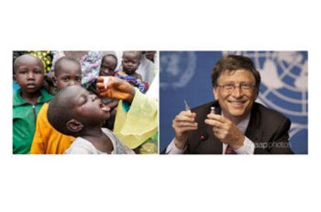 Scandal uriaș! AP: ONU, obligată să admită că vaccinul antipolio finanțat de Bill Gates a masacrat Africa