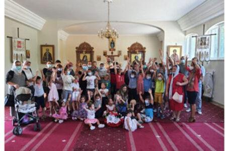 Centrul de Creație pentru Copii și Tineri / Parohia Sf. Mare Mc. Gheorghe din Vicenza