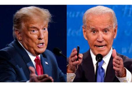 Dezbaterea Trump-Biden! Trump: Familia ta a primit 3,5 milioane de dolari şi cândva va trebui să explici de ce ai primit banii ăştia. Eu nu am primit niciodată bani din Rusia