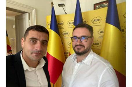 Activistul civic pentru drepturile românilor din Covasna, Harghita și Mureș, Dan Tanasă, candidează pe listele AUR la alegerile parlamentare