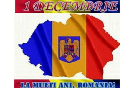 ICR serbează ZIUA ROMÂNIEI pe toate meridianele!