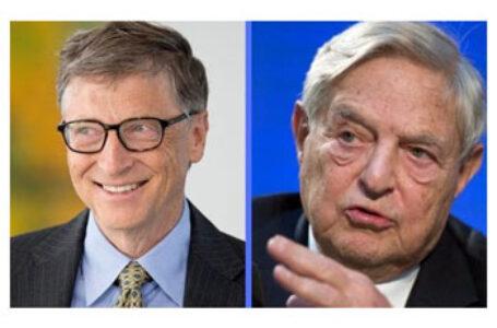 Cum finanțează Bill Gates și George Soros OMS și Consiliul Europei