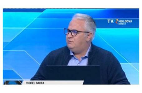 Senatorul Viorel Badea la TVR Moldova: Suntem uniți. Oasele strămoșilor noștri sunt în pământul Basarabiei