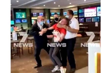 """Violență extremă a """"instrumentelor""""  noii dictaturi covid în Australia"""