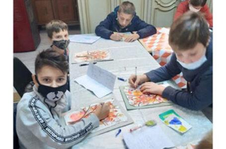 Centrul de Creație pentru Copii si Tineri, Parohia românească  Vicenza