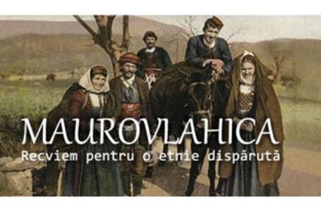 MAUROVLAHICA- Recviem pentru o etnie dispărută!