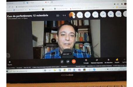 Curs de perfecționare online pentru profesorii români din Ungaria