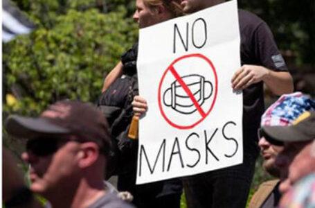 Studiu danez: Măștile oferă o protecție redusă împotriva COVID-19: NU se confirmă reducerea la jumătate a riscului de infectare