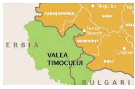 """""""Localități și locuri ale memoriei din comunitățile istorice românești din Bulgaria și Serbia (Timocul sârbesc)"""""""