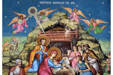 Mesajul Consiliului Național al Românilor din Ucraina cu prilejul Nașterii Domnului și Anului Nou