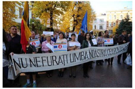 Un nou atac la adresa limbii române în Ucraina! De ce tace Bucureștiul?
