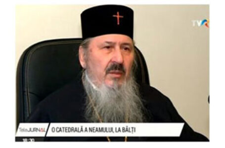 Episcopia de Bălţi a Mitropoliei Basarabiei va ridica din temelii o Catedrală şi un Centru Cultural Românesc