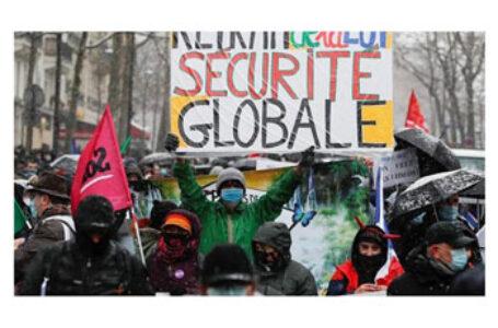 """Franţa: Noi proteste împotriva controversatului proiect de lege privind """"securitatea globală"""""""