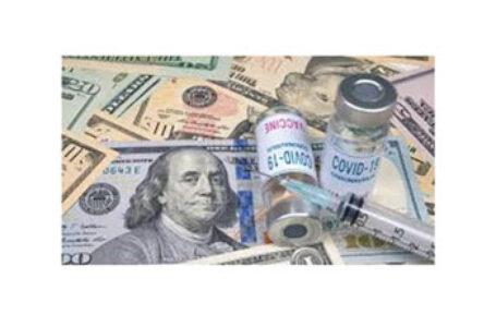 """39 de miliarde de dolari câștigă Big Farma de pe urma vaccinării voastre! Așa că atenție la reclamele presei """"miluite""""! Pentru bani vă îndeamnă la orice…"""