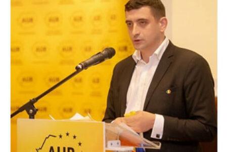 AUR renunță la milioanele de euro de la AEP: 'Vom iniția o lege prin care să fie oprit acest jaf din banii publici'