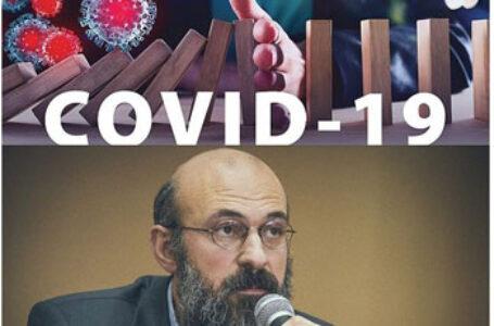 """Dr. Virgiliu Gheorghe a produs un studiu asupra Covid-19. """"Trecem printr-un război, iar acesta trebuie dus după legile războiului"""