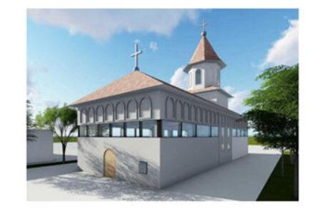 O nouă biserică românească în Italia