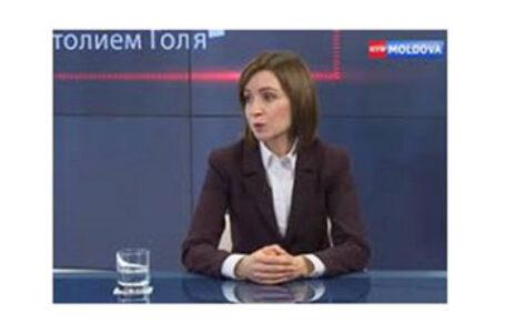 Vitalie Vovc: Sӑptӑmâna în care Sandu n-a fӑcut niciun pas în curte