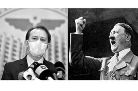 Florin Cîțu face o afirmație nazistă pentru care ar trebui să plece din fruntea Guvernului! Cîțu: Trebuie să eliminăm vocile anti-vaccinare care mai există