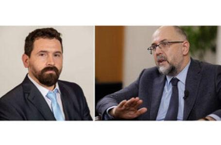 Viceprim-ministrul Kelemen Hunor interpelat de către senatorul Ionuț Neagu în problema discriminării la care sunt supuși românii din județele Covasna și Harghita
