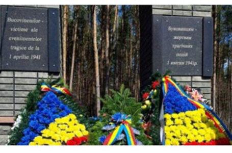 Consiliul Național al Românilor din Ucraina îi solicită guvernatorului regiunii Cernăuți să dezmintă oficial informațiile false din cadrul videoclipului care manipulează adevărul despre masacrul de Fântâna Albă