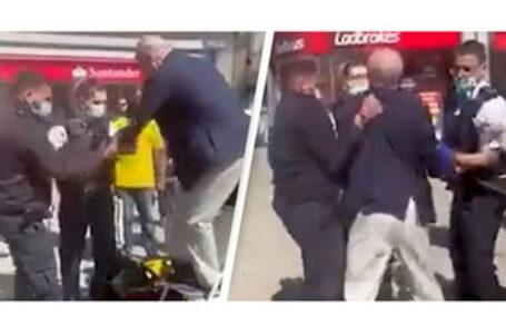 """Teroare anticreștină la Londra! Pastor londonez arestat și brutalizat pentru o predică despre căsătoria naturală: """"Spuneam doar ceea ce scrie în Biblie"""""""